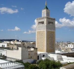 La mosquée Zitouna Tunis