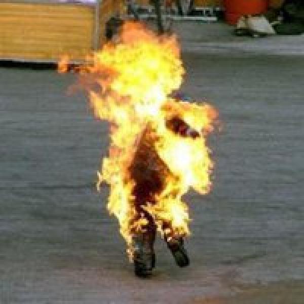 Tentative d'immolation en plein milieu de la salle d'audience du Tribunal de première instance de Tunis