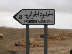 Frontière algérienne