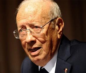 Béji Caïd Essebsi - photo(TAP)