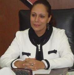 Sihem Badi, la Ministre de la femme et de la famille - photp (FB-Sihem Badi)