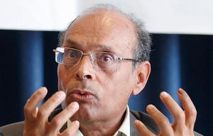 Moncef Marzouki - photo (lejdd.fr)
