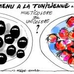 Menu à la Tunisienne