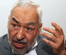 Rached Ghannouchi - photo (naharnet.com)
