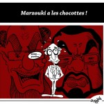 Marzouki a les chocottes !
