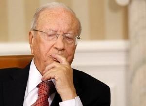 Béji Caïd Essebsi - photo (timeslive.co.za-Reuters)