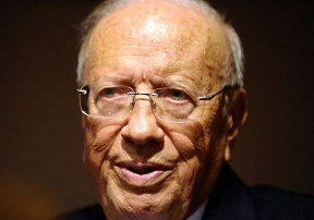 Beji Caid Essebsi - photo (Gnet)