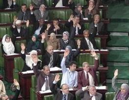 Vote à l'Assemblée Constituante - photo (Tv Nat)