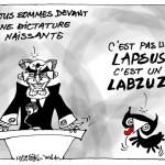 "Le ""Labzuz"" de Hamadi Jebali..."