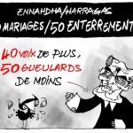 Mariages en eaux troubles !