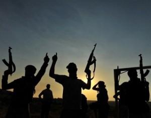 Djihadistes - photo archive AFP