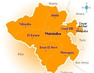 Gouvernorat de la Manouba, Tunisie - photo (veille.tn)