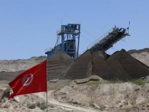 Les problèmes n'en finissent pas pour la Compagnie de phosphates de Gafsa - photo wled-el-banlieue.com