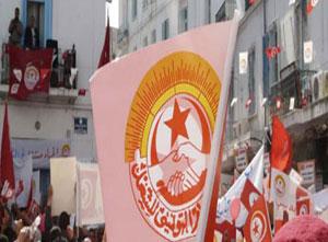 Ugtt grève