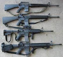 armes automatiques