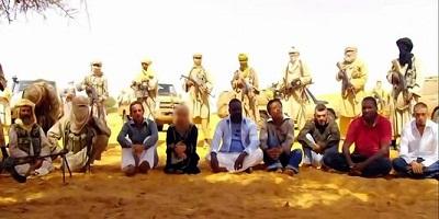 7 otages au Mali (photo d'archive - le Monde)