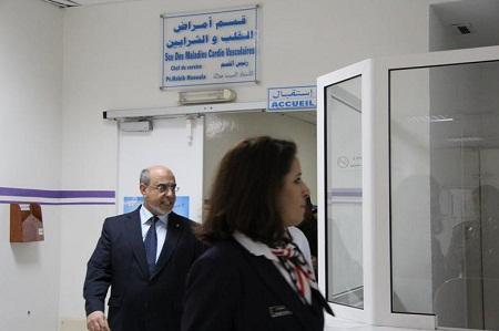 Jebali hôpital militaire 1 (photo - babnet.net)