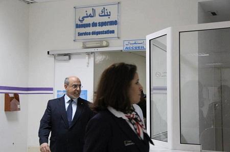 Jebali hôpital militaire 3 (photo - facebook.com)