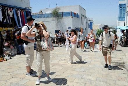 Touristes français (photo - lacroix)