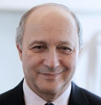 Laurent Fabius, chef de la diplomatie française - photo (AFP)