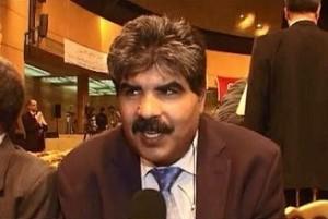 Mohamed Brahmi, secrétaire général du Mouvement Echaab