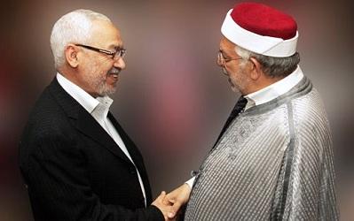 Mourou, Ghannouchi