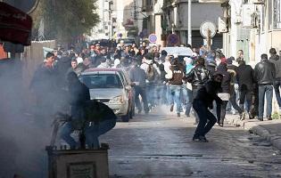 violence Sfax