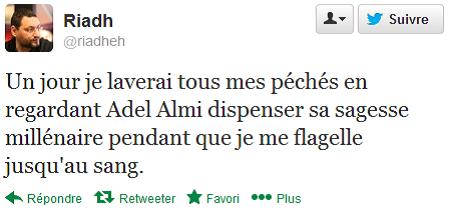 Tweet Adel Almi 5