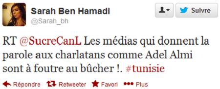 Tweet Adel Almi 7