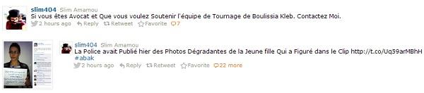 Tweets 2 - Boulicia Kleb
