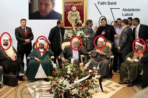 Police parallèle (photo - fb Ramzi Bettaieb)