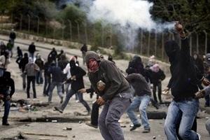 Résistants palestiniens