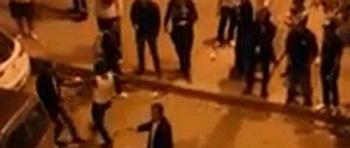 Etudiant africain arrêté (photo - France24)