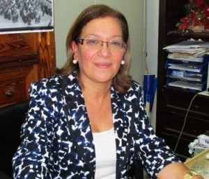 Kalthoum Kennou (photo - l'économistemaghrébin)