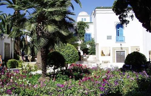 La residence de France à la Marsa - (photo Tap)