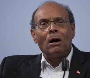 Moncef Marzouki - photo AFP