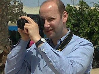 Steven Shalowitz  (photo Ridha Ben Taleb)