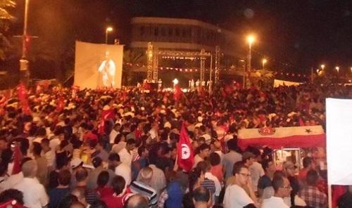 ANC, Place du Bardo, le 06-08-2013 (Crédit photo Webdo-Bechir Abdelmoumen) (7)