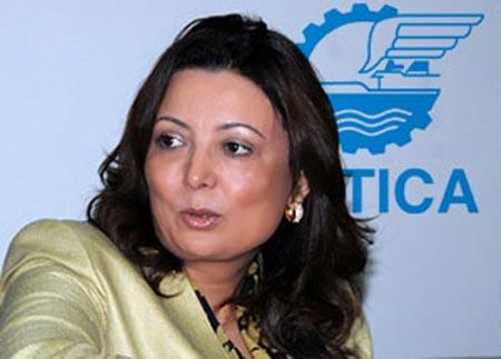 Wided Bouchamaoui - photo (Tap)