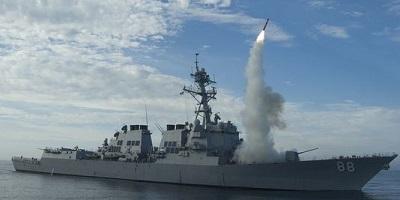 destroyers US (photo - le Monde)
