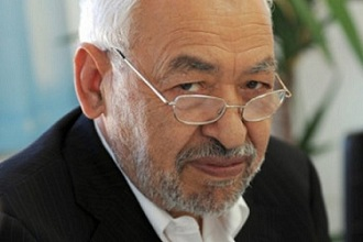 Rached Ghannouchi - photo (AFP)