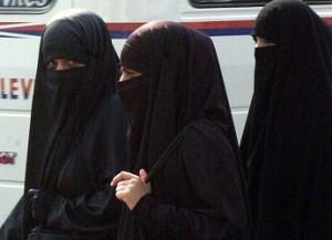 Niqab - photo archive (Marcello Casal Jr-ABr)