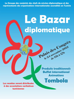 Le Bazar diplomatique