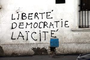 Slogan démocratie (photo - toutelatunisie.com)