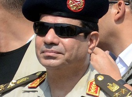 Abdelfattah Sissi (credit photo AFP)