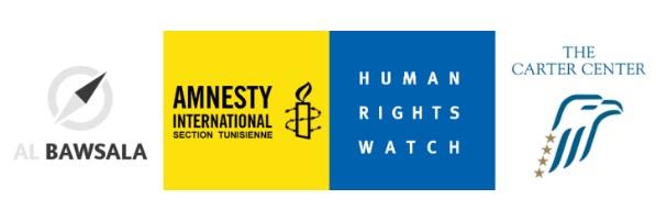 Al Bawsala - Amnesty - HRW - Centre Carter
