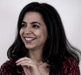 Amel Karboul (photo - DW-Wirtschaft)