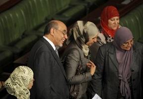 Députés Tunisie