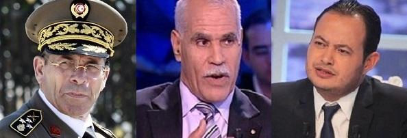 Rachid Ammar - Ahmed Chabir - Samir Ouafi