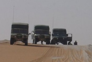 Armée Tunisie